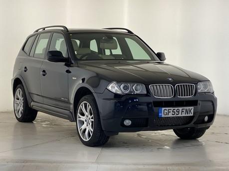 BMW X3 xDrive20d Limited Sport Edition 5dr