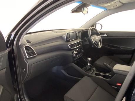 Hyundai Tucson 1.6 GDi S Connect 5dr 2WD Estate 7