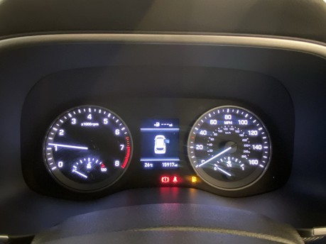 Hyundai Tucson 1.6 GDi S Connect 5dr 2WD Estate 13