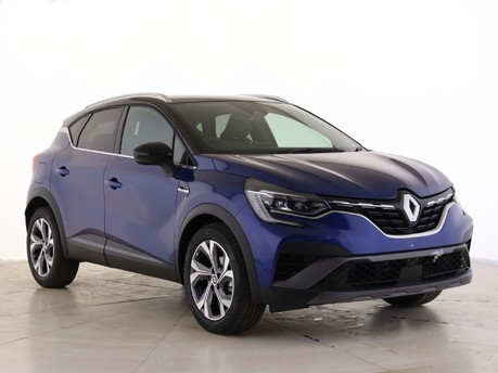 Renault Captur Captur 1.3 TCE 140 R.S.Line 5dr EDC Hatchback