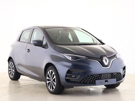 Renault Zoe 100KW i GT Line R135 50KWh 5dr Auto Hatchback