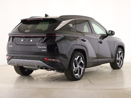 Hyundai Tucson Tucson 1.6 TGDi Plug-in Hybrid Ultimate 5dr 4WD Auto Estate 4