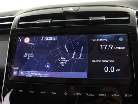 Hyundai Tucson Tucson 1.6 TGDi Plug-in Hybrid Ultimate 5dr 4WD Auto Estate 13