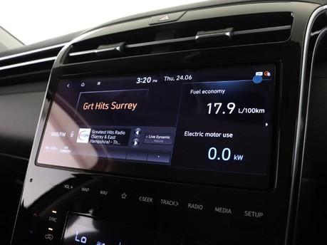 Hyundai Tucson Tucson 1.6 TGDi Plug-in Hybrid Ultimate 5dr 4WD Auto Estate 11