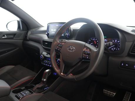 Hyundai Tucson 1.6 TGDi 177 N Line 5dr 2WD DCT Estate 11