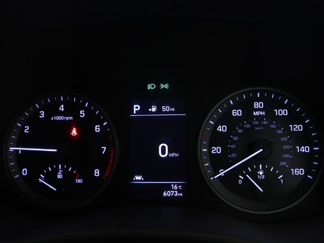 Hyundai Tucson 1.6 TGDi 177 N Line 5dr 2WD DCT Estate 17