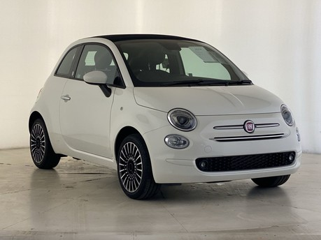 Fiat 500 500 1.0 Mild Hybrid Launch Edition 2dr Convertible