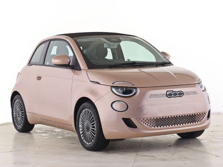 Fiat 500 500 87kW Icon 42kWh 2dr Auto Convertible