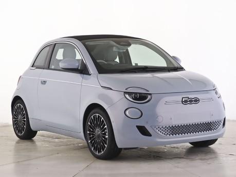 Fiat 500 500 87kW La Prima 42kWh 2dr Auto Convertible