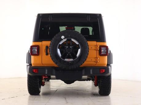 Jeep Wrangler Wrangler 2.0 GME Rubicon 4dr Auto8 Hardtop 3