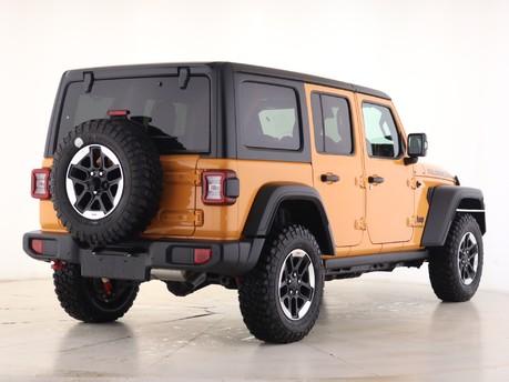 Jeep Wrangler Wrangler 2.0 GME Rubicon 4dr Auto8 Hardtop 4
