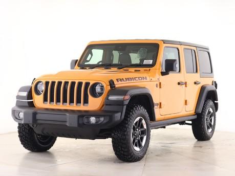 Jeep Wrangler Wrangler 2.0 GME Rubicon 4dr Auto8 Hardtop 6