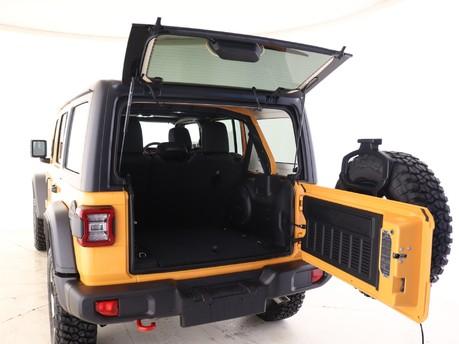 Jeep Wrangler Wrangler 2.0 GME Rubicon 4dr Auto8 Hardtop 7