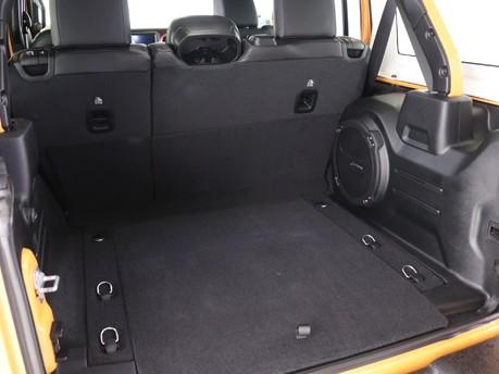 Jeep Wrangler Wrangler 2.0 GME Rubicon 4dr Auto8 Hardtop 8