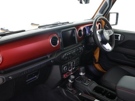Jeep Wrangler Wrangler 2.0 GME Rubicon 4dr Auto8 Hardtop 9