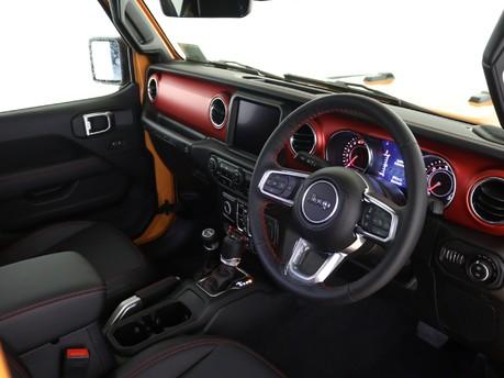 Jeep Wrangler Wrangler 2.0 GME Rubicon 4dr Auto8 Hardtop 12