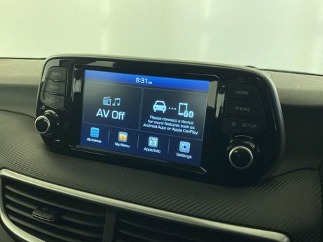 Hyundai Tucson 1.6 GDi S Connect 5dr 2WD Estate 14