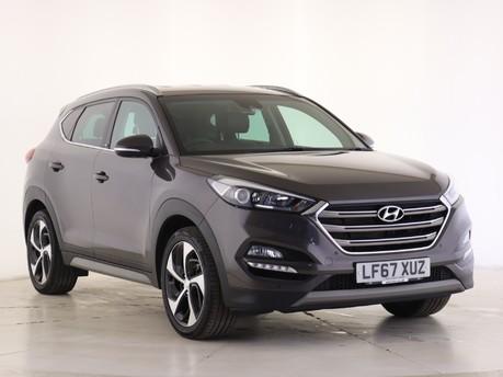 Hyundai Tucson 1.6 TGDi Sport Edition 5dr 2WD Estate