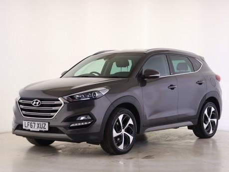 Hyundai Tucson 1.6 TGDi Sport Edition 5dr 2WD Estate 6