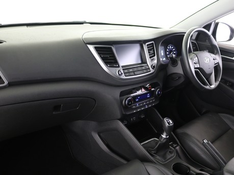 Hyundai Tucson 1.6 TGDi Sport Edition 5dr 2WD Estate 8