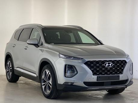 Hyundai Santa Fe 2.2 CRDi Premium SE 5dr 4WD Auto Estate