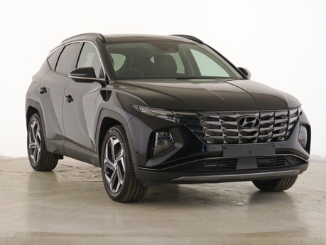 Hyundai Tucson Tucson 1.6 TGDi Plug-in Hybrid Ultimate 5dr 4WD Auto Estate