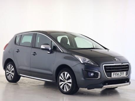 Peugeot 3008 1.6 e-HDi Active 5dr EGC Estate