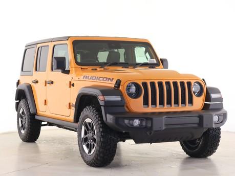 Jeep Wrangler Wrangler 2.0 GME Rubicon 4dr Auto8 Hardtop