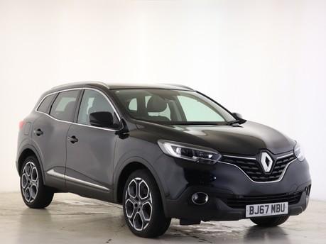 Renault Kadjar 1.2 TCE Dynamique S Nav 5dr Hatchback