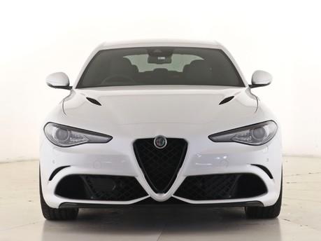 Alfa Romeo Giulia Giulia 2.9 V6 BiTurbo Quadrifoglio 4dr Auto [ACC] Saloon 2