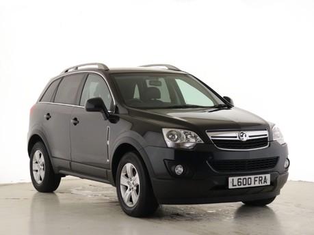 Vauxhall Antara 2.2 CDTi Exclusiv 5dr [2WD] [Start Stop] Estate
