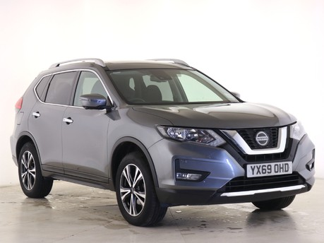 Nissan X-Trail 1.3 DiG-T N-Connecta 5dr DCT Station Wagon 1