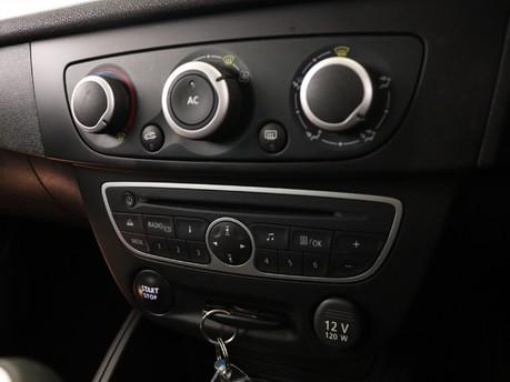 Renault Megane 1.5 dCi 110 Dynamique TomTom 5dr Hatchback 14