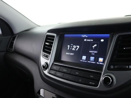 Hyundai Tucson 1.6 GDi Blue Drive SE Nav 5dr 2WD Estate 11