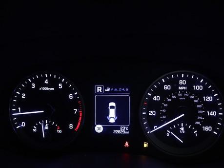 Hyundai Tucson 1.6 GDi Blue Drive SE Nav 5dr 2WD Estate 14