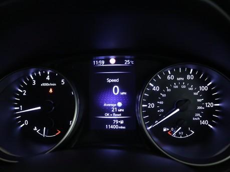 Nissan Qashqai 1.2 DiG-T Acenta [Smart Vision Pack] 5dr Hatchback 14