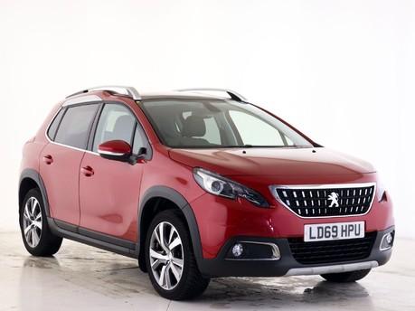 Peugeot 2008 1.2 PureTech 110 Allure Premium 5dr Estate