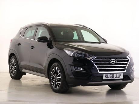 Hyundai Tucson 1.6 CRDi Premium 5dr 2WD Estate