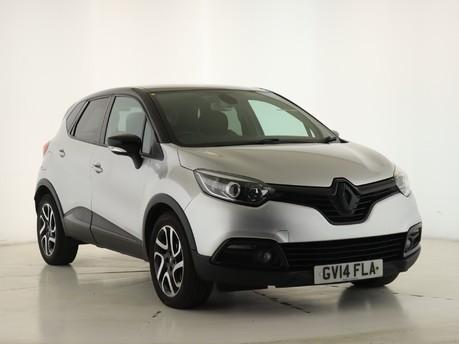 Renault Captur 0.9 TCE 90 Dynamique S MediaNav Energy 5dr Hatchback