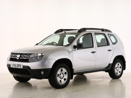 Dacia Duster DUSTER AMBIANCE 1.6 16V 115 4X 5
