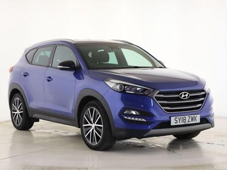 Hyundai Tucson 1.6 TGDi Go SE 5dr 2WD DCT Estate