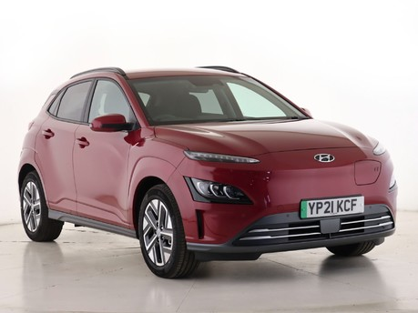 Hyundai Kona 150kW Premium 64kWh 5dr Auto [10.5kW Charger] Hatchback