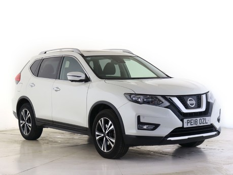 Nissan X-Trail 2.0 dCi N-Connecta 5dr 4WD Xtronic Station Wagon