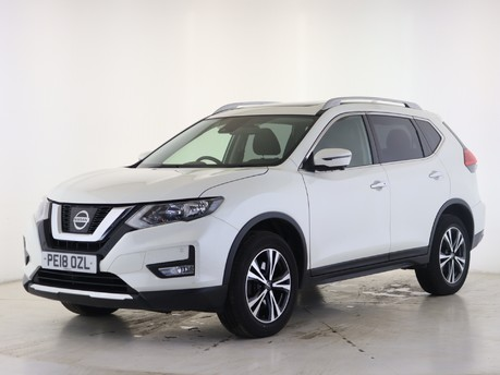 Nissan X-Trail 2.0 dCi N-Connecta 5dr 4WD Xtronic Station Wagon 4
