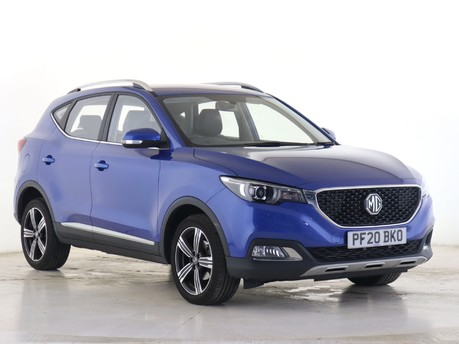 MG ZS  1.0T GDi Exclusive 5dr DCT Hatchback