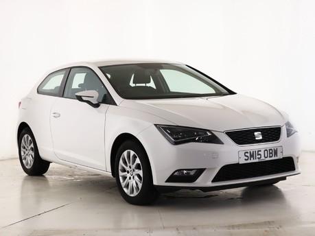SEAT Leon 1.2 TSI 110 SE 3dr [Technology Pack]