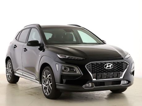 Hyundai Kona 1.6 GDi Hybrid Premium SE 5dr DCT Hatchback