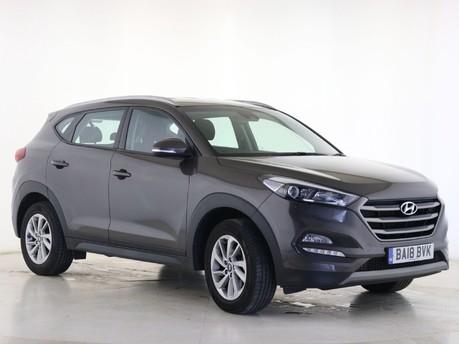 Hyundai Tucson 1.6 GDi Blue Drive SE Nav 5dr 2WD Estate