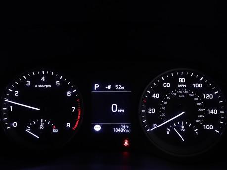 Hyundai Tucson  1.6 TGDi 177 SE Nav 5dr 2WD DCT Estate 17