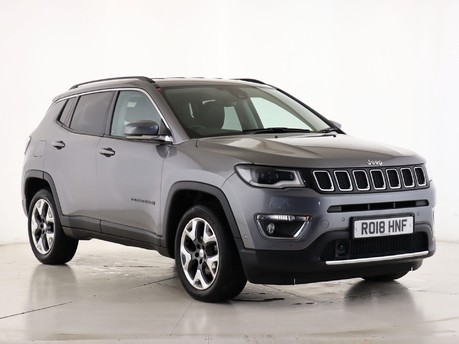 Jeep Compass 1.4 Multiair 140 Limited 5dr [2WD] Station Wagon